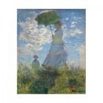 Puzzle-Michele-Wilson-A551-1000 Puzzle en Bois - Claude Monet : La Femme à l'Ombrelle, 1875