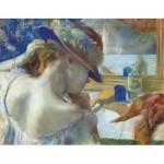 Puzzle  Puzzle-Michele-Wilson-A596-150 Degas Edgar - Devant le Miroir, 1889