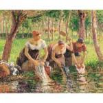 Puzzle  Puzzle-Michele-Wilson-A717-500 Pissarro : Les lavandières