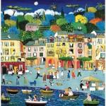 Puzzle-Michele-Wilson-A737-350 Puzzle en Bois - Alessandra Puppo - Le Glacier à Portofino