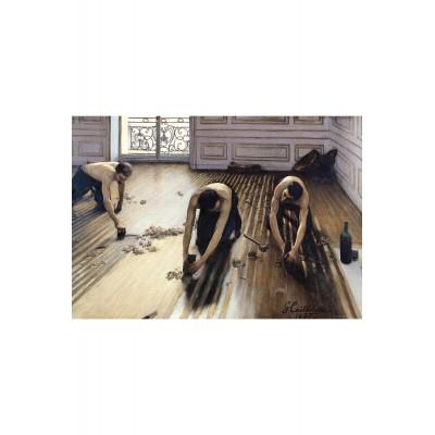 Puzzle Puzzle-Michele-Wilson-A817-150 Gustave Caillebotte : Les Raboteurs de Parquet