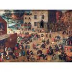 Puzzle  Puzzle-Michele-Wilson-A904-150 Brueghel : Jeux d'enfant