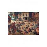 Puzzle  Puzzle-Michele-Wilson-A904-500 Brueghel : Jeux d'Enfants