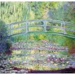 Puzzle  Puzzle-Michele-Wilson-A910-350 Monet : Le pont japonnais