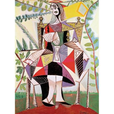 Puzzle Puzzle-Michele-Wilson-A920-150 Picasso : Femme au jardin