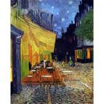 Puzzle  Puzzle-Michele-Wilson-C36-5000 Van Gogh : Le Café du soir