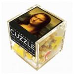 Puzzle-Michele-Wilson-Cuzzle-Z103 Puzzle en Bois - Léonard de Vinci : La Joconde