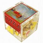 Puzzle-Michele-Wilson-Cuzzle-Z47 Puzzle en Bois - Monet Claude : Bateaux Rouges