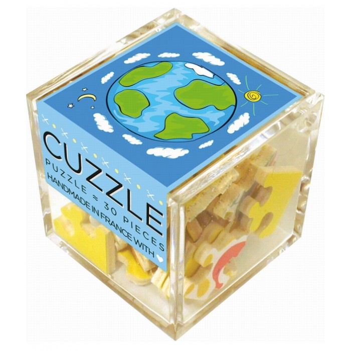 Puzzle en Bois - Une seule Planète