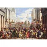 Puzzle  Puzzle-Michele-Wilson-H367-300 Veronese Paul : Les Noces de Cana