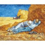 Puzzle-Michele-Wilson-K167-24 Puzzle en Bois découpé à la Main - Vincent Van Gogh - La Méridienne
