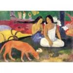Puzzle-Michele-Wilson-K447-12 Puzzle en Bois découpé à la Main - Paul Gauguin - Arearea