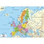 Puzzle-Michele-Wilson-K74-50 Puzzle en Bois - Carte d'Europe
