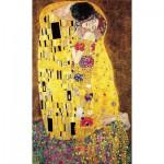 Puzzle  Puzzle-Michele-Wilson-P108-1000 Klimt : Le baiser