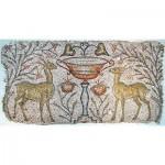 Puzzle en Bois - Art Byzantin - Les Gazelles