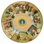 Puzzle en Bois - Bosch - Les 7 Pêchers Capitaux