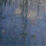 Puzzle en Bois découpé à la Main - Claude Monet - Matin au Saule