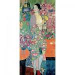 Puzzle en Bois découpé à la Main - Gustav Klimt - La Danseuse