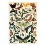 Puzzle en Bois découpé à la Main - Les Papillons