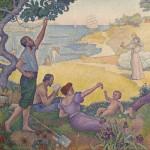 Puzzle en Bois découpé à la Main - Paul Signac - Au Temps d'Harmonie