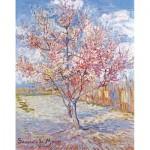 Puzzle en Bois découpé à la Main - Vincent Van Gogh - Souvenirs de Mauve