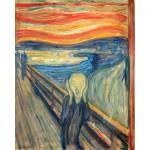 Puzzle  Puzzle-Michele-Wilson-W053-24 Munch : Le cri