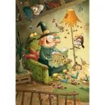 Puzzle  Puzzle-Michele-Wilson-W106-24 Gorbine et Monstrocalm