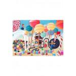 Puzzle  Puzzle-Michele-Wilson-W149-50 Marie Cardouat : Le Pays des Bonbons