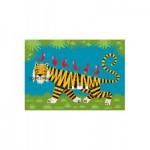 Puzzle  Puzzle-Michele-Wilson-W159-24 Lake : Le Tigre