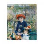 Puzzle  Puzzle-Michele-Wilson-W164-12 Auguste Renoir : Deux Soeurs