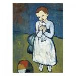 Puzzle  Puzzle-Michele-Wilson-W165-24 Pablo Picasso : L'enfant à la Colombe
