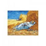 Puzzle  Puzzle-Michele-Wilson-W167-24 Vincent Van Gogh : La Méridienne