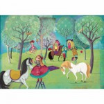 Puzzle  Puzzle-Michele-Wilson-W209-100 Lebot : Jour de repos
