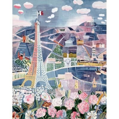 Puzzle Puzzle-Michele-Wilson-W25-24 Dufy : Paris au Printemps
