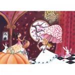 Puzzle  Puzzle-Michele-Wilson-W307-24 Cardouat : Les princesses