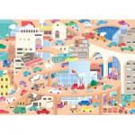 Puzzle-Michele-Wilson-W442-24 Puzzle en Bois - Lucie Georger : Vive la Ville
