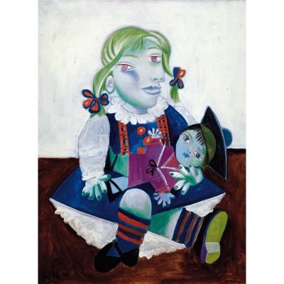 Puzzle Puzzle-Michele-Wilson-W91-12 Maya à la poupée