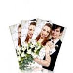 PP-Pack-100-6 Pack de 100 Puzzles photo personnalisés de 6 pièces - Format A6
