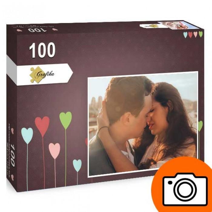 Puzzle Photo Personnalisé 100 pièces