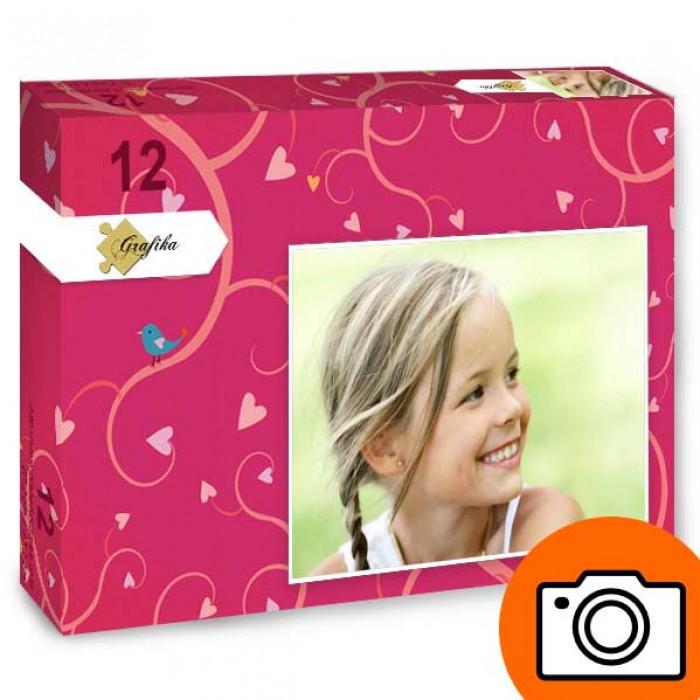 Puzzle Photo Personnalisé 12 pièces XXL