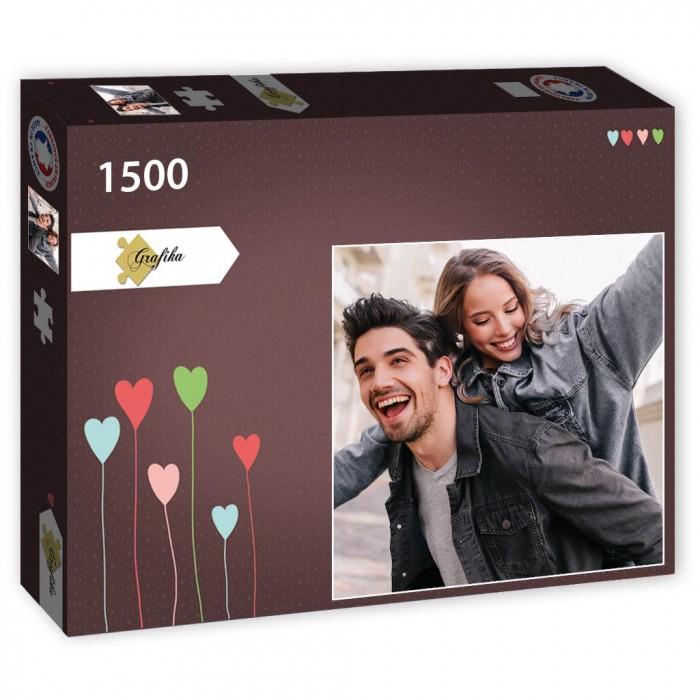 Puzzle Photo Personnalisé 1500 pièces - Carré
