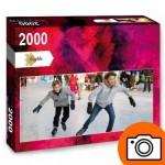 PP-Photo-2000P Puzzle Photo Personnalisé 2000 pièces - Panoramique