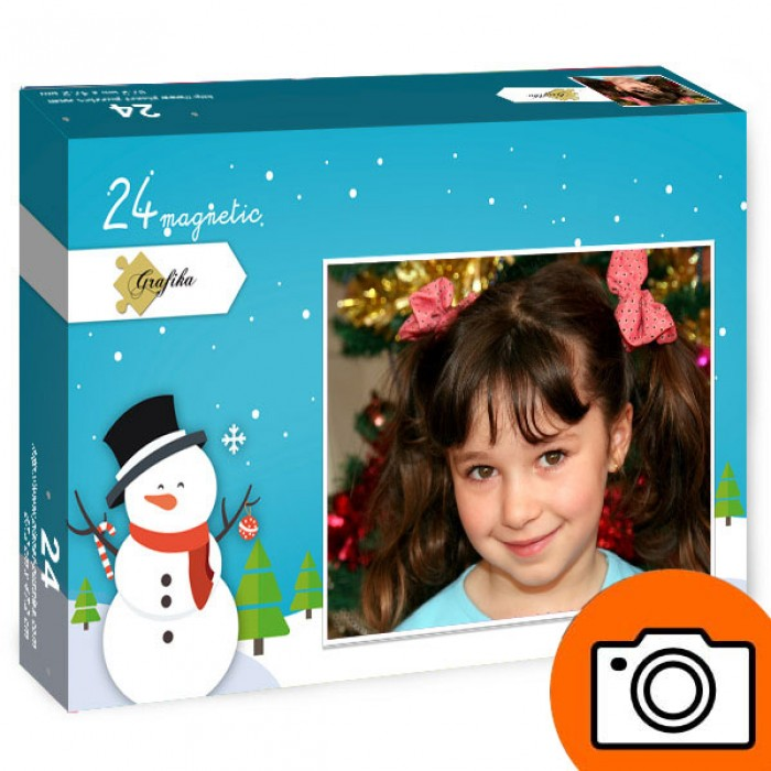 Puzzle Photo Personnalisé 24 pièces - Magnétique