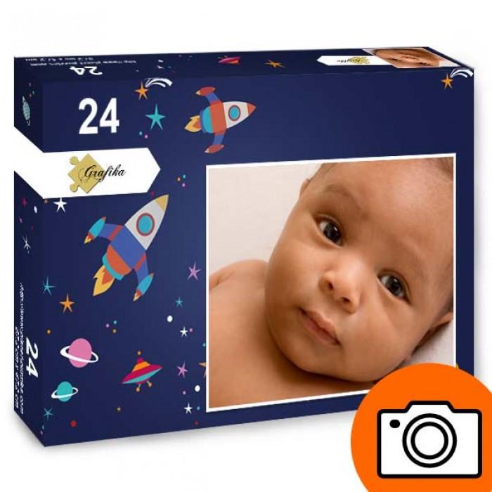 Puzzle Photo Personnalisé 24 pièces