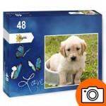 PP-Photo-48 Puzzle Photo Personnalisé 48 pièces