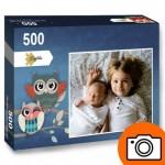 PP-Photo-500 Puzzle Photo Personnalisé 500 pièces