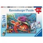 2 Puzzles - Les Aventures des Sirènes