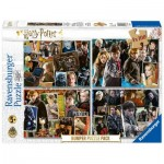 4 Puzzles - Harry Potter