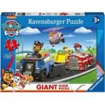 Ravensburger-03089 Puzzle Géant de Sol - Pat Patrouille