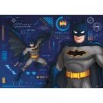 Ravensburger-03096 Puzzle Géant de Sol - Batman